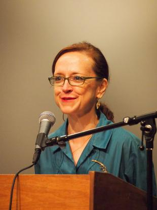 Picture of quotation author Megan Abbott