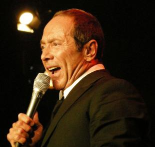Picture of quotation author Paul Anka