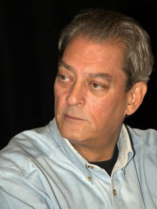 Picture of quotation author Paul Auster