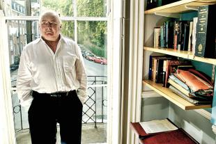 Picture of quotation author Peter Ackroyd