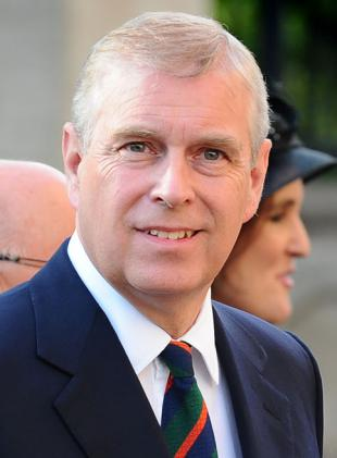 Picture of quotation author Prince Andrew