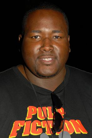 Picture of quotation author Quinton Aaron