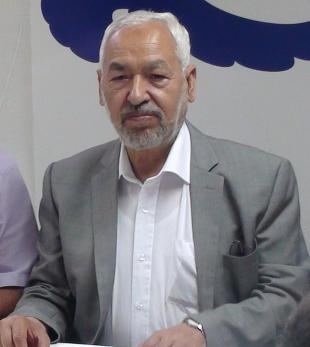 Picture of quotation author Rashid al-Ghannushi