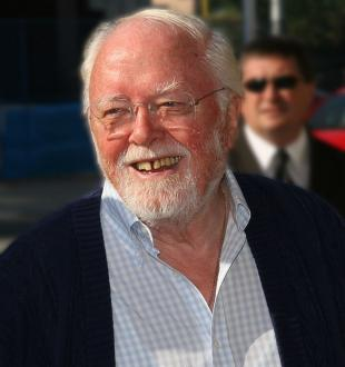 Picture of quotation author Richard Attenborough