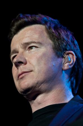 Picture of quotation author Rick Astley