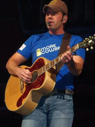 Picture of quotation author Rodney Atkins