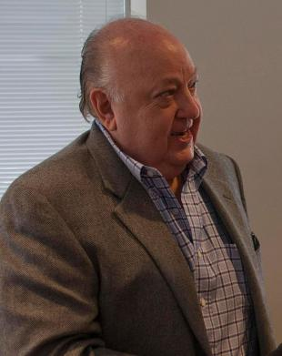 Picture of quotation author Roger Ailes
