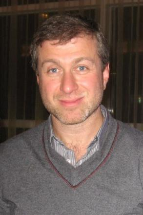 Picture of quotation author Roman Abramovich