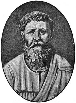 Picture of quotation author Saint Augustine