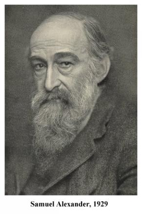 Picture of quotation author Samuel Alexander
