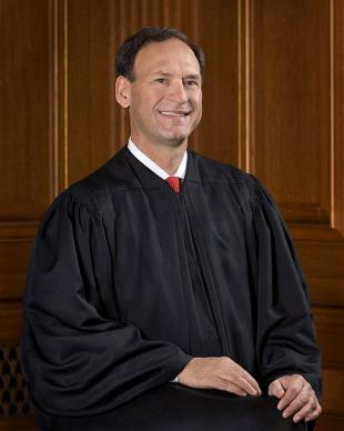 Picture of quotation author Samuel Alito
