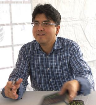 Picture of quotation author Sherman Alexie