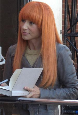 Picture of quotation author Tori Amos