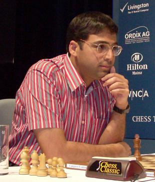 Picture of quotation author Viswanathan Anand
