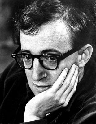 Picture of quotation author Woody Allen