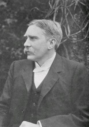 Picture of quotation author A. C. Benson