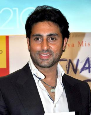 Picture of quotation author Abhishek Bachchan