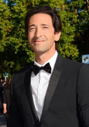 Picture of quotation author Adrien Brody