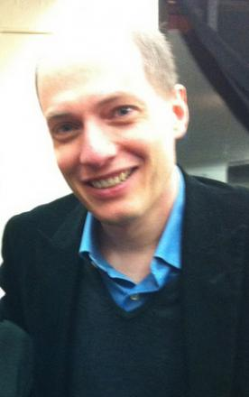 Picture of quotation author Alain de Botton