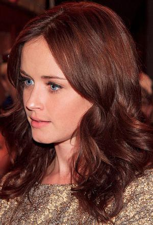 Picture of quotation author Alexis Bledel