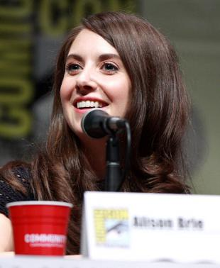 Picture of quotation author Alison Brie