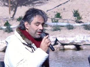 Picture of quotation author Andrea Bocelli