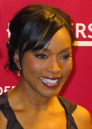 Picture of quotation author Angela Bassett