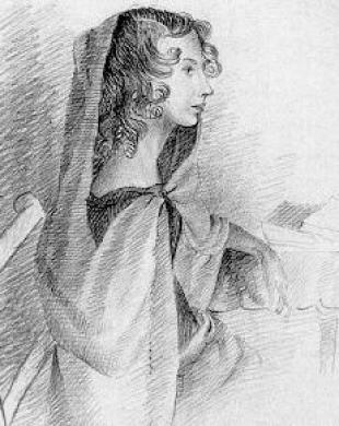 Picture of quotation author Anne Bronte
