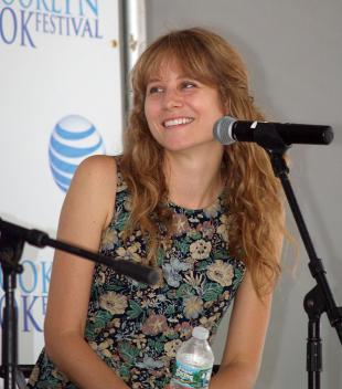 Picture of quotation author Annie Baker