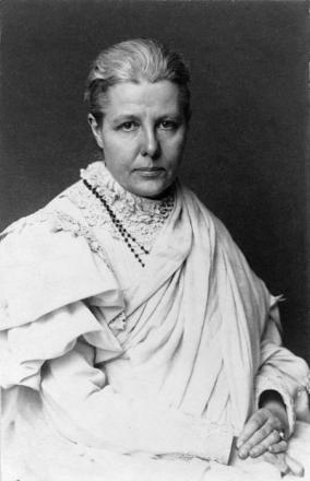Picture of quotation author Annie Besant
