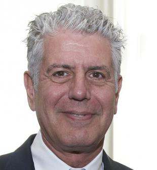 Picture of quotation author Anthony Bourdain