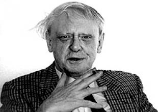 Picture of quotation author Anthony Burgess