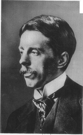 Picture of quotation author Arnold Bennett
