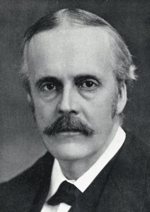 Picture of quotation author Arthur Balfour