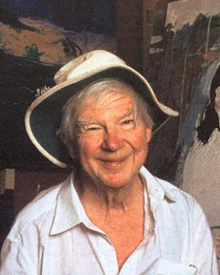 Picture of quotation author Arthur Boyd