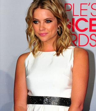 Picture of quotation author Ashley Benson