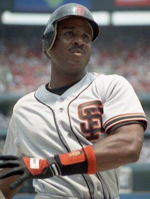 Picture of quotation author Barry Bonds