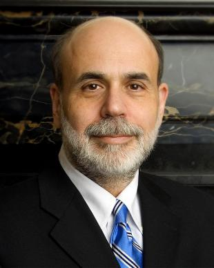 Picture of quotation author Ben Bernanke