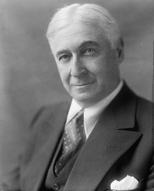 Picture of quotation author Bernard Baruch