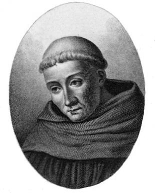 Picture of quotation author Bernard of Clairvaux