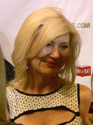 Picture of quotation author Beth Broderick