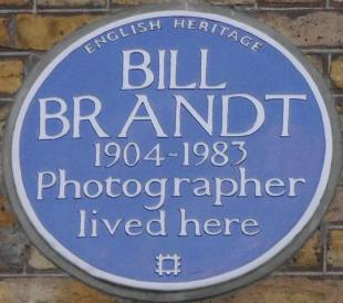 Picture of quotation author Bill Brandt