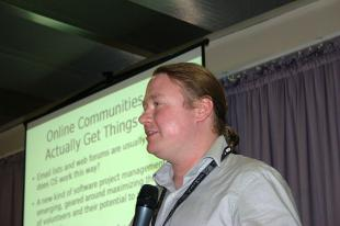 Picture of quotation author Brian Behlendorf