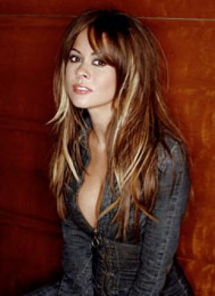 Picture of quotation author Brooke Burke