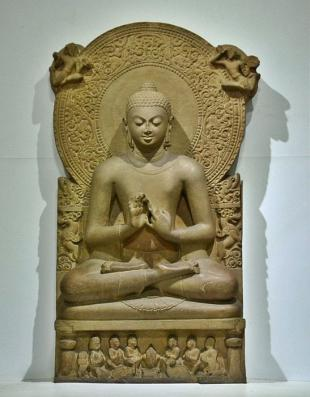 Picture of quotation author Buddha