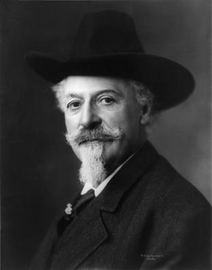 Picture of quotation author Buffalo Bill