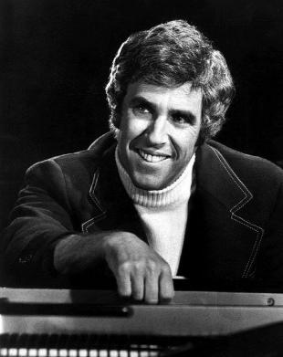 Picture of quotation author Burt Bacharach