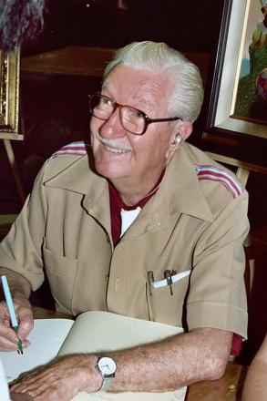 Picture of quotation author Carl Barks