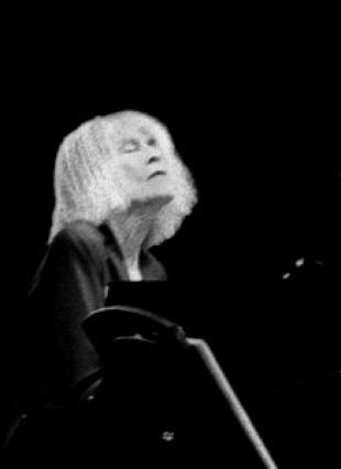 Picture of quotation author Carla Bley