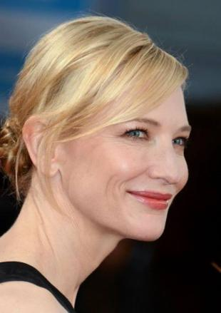 Picture of quotation author Cate Blanchett